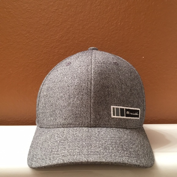 new product fef66 051dc Grey Travis Mathew Baseball Cap Sz. S-M